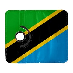 Flag Of Tanzania Galaxy S3 (flip/folio)