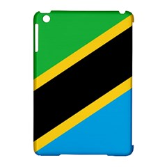 Flag Of Tanzania Apple Ipad Mini Hardshell Case (compatible With Smart Cover)