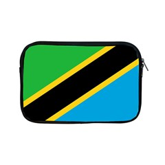 Flag Of Tanzania Apple Ipad Mini Zipper Cases