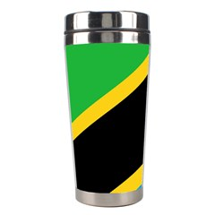 Flag Of Tanzania Stainless Steel Travel Tumblers