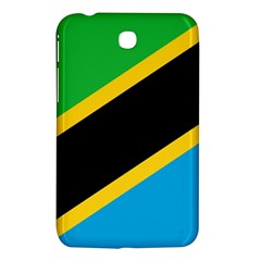 Flag Of Tanzania Samsung Galaxy Tab 3 (7 ) P3200 Hardshell Case