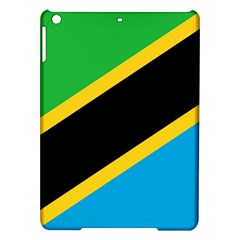 Flag Of Tanzania Ipad Air Hardshell Cases