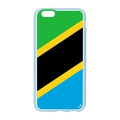 Flag Of Tanzania Apple Seamless iPhone 6/6S Case (Color)