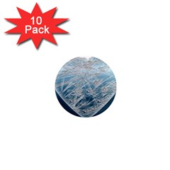 Frozen Heart 1  Mini Magnet (10 Pack)