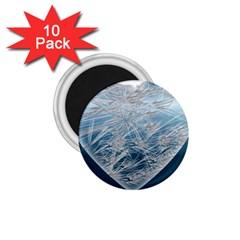 Frozen Heart 1.75  Magnets (10 pack)