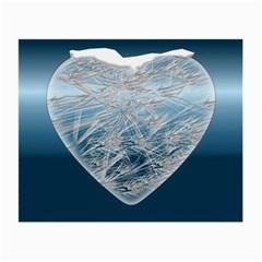 Frozen Heart Small Glasses Cloth