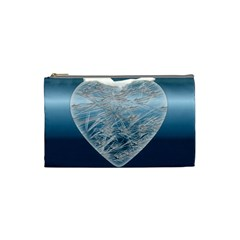 Frozen Heart Cosmetic Bag (Small)