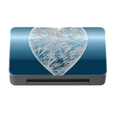 Frozen Heart Memory Card Reader With Cf