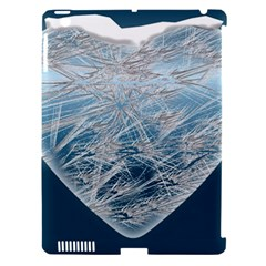 Frozen Heart Apple Ipad 3/4 Hardshell Case (compatible With Smart Cover)