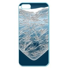 Frozen Heart Apple Seamless Iphone 5 Case (color)