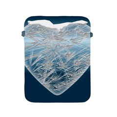 Frozen Heart Apple Ipad 2/3/4 Protective Soft Cases