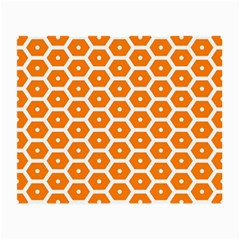 Golden Be Hive Pattern Small Glasses Cloth