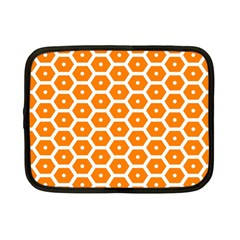 Golden Be Hive Pattern Netbook Case (small)