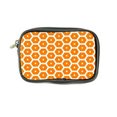 Golden Be Hive Pattern Coin Purse