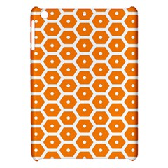 Golden Be Hive Pattern Apple Ipad Mini Hardshell Case