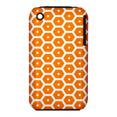 Golden Be Hive Pattern Iphone 3s/3gs