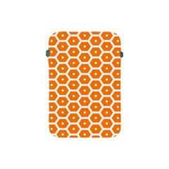 Golden Be Hive Pattern Apple Ipad Mini Protective Soft Cases