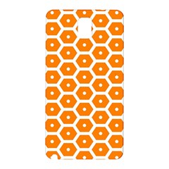 Golden Be Hive Pattern Samsung Galaxy Note 3 N9005 Hardshell Back Case