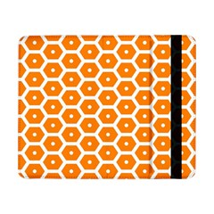 Golden Be Hive Pattern Samsung Galaxy Tab Pro 8 4  Flip Case