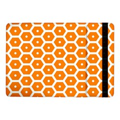 Golden Be Hive Pattern Samsung Galaxy Tab Pro 10 1  Flip Case
