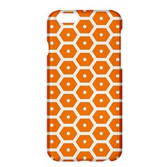 Golden Be Hive Pattern Apple Iphone 6 Plus/6s Plus Hardshell Case