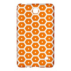 Golden Be Hive Pattern Samsung Galaxy Tab 4 (7 ) Hardshell Case