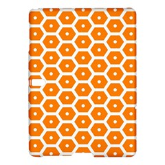 Golden Be Hive Pattern Samsung Galaxy Tab S (10 5 ) Hardshell Case