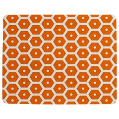 Golden Be Hive Pattern Jigsaw Puzzle Photo Stand (rectangular)