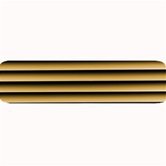 Golden Line Background Large Bar Mats