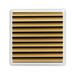 Golden Line Background Memory Card Reader (square)