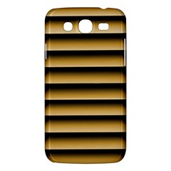 Golden Line Background Samsung Galaxy Mega 5 8 I9152 Hardshell Case