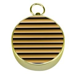 Golden Line Background Gold Compasses