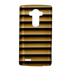 Golden Line Background LG G4 Hardshell Case