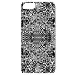 Gray Psychedelic Background Apple Iphone 5 Classic Hardshell Case