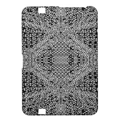 Gray Psychedelic Background Kindle Fire Hd 8 9
