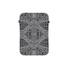 Gray Psychedelic Background Apple Ipad Mini Protective Soft Cases