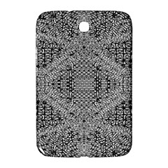 Gray Psychedelic Background Samsung Galaxy Note 8 0 N5100 Hardshell Case