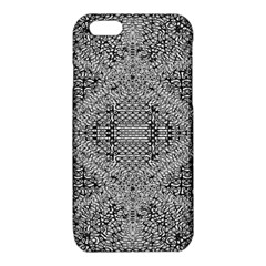Gray Psychedelic Background iPhone 6/6S TPU Case