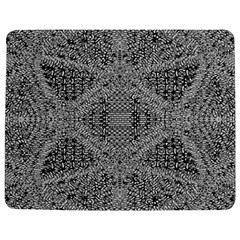 Gray Psychedelic Background Jigsaw Puzzle Photo Stand (Rectangular)