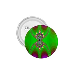 Green And Purple Fractal 1 75  Buttons