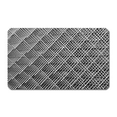 Grid Wire Mesh Stainless Rods Rods Raster Magnet (rectangular)
