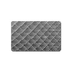 Grid Wire Mesh Stainless Rods Rods Raster Magnet (name Card)