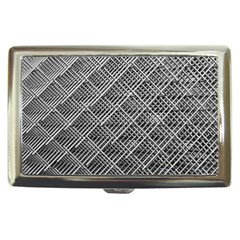 Grid Wire Mesh Stainless Rods Rods Raster Cigarette Money Cases