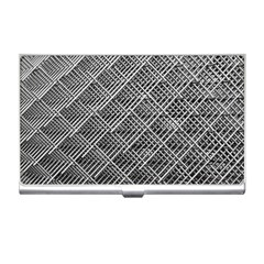 Grid Wire Mesh Stainless Rods Rods Raster Business Card Holders