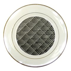 Grid Wire Mesh Stainless Rods Rods Raster Porcelain Plates