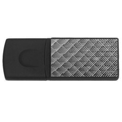 Grid Wire Mesh Stainless Rods Rods Raster Usb Flash Drive Rectangular (4 Gb)