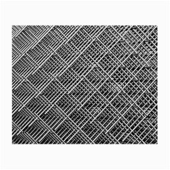 Grid Wire Mesh Stainless Rods Rods Raster Small Glasses Cloth (2 Side)