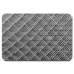 Grid Wire Mesh Stainless Rods Rods Raster Large Doormat