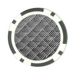 Grid Wire Mesh Stainless Rods Rods Raster Poker Chip Card Guard