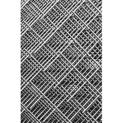 Grid Wire Mesh Stainless Rods Rods Raster 5 5  X 8 5  Notebooks